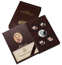 2009 US Mint Lincoln Coin and Chronicles Set - Click to Enlarge
