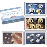 2009 US Mint Proof Set - Click to Enlarge
