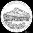 2010 Mount Hood Quarter Candidate OR-04 (Click to Enlarge)