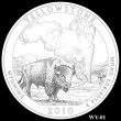 2010 Yellowstone Quarter Candidate WY-01 (Click to Enlarge)