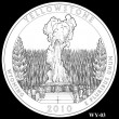 2010 Yellowstone Quarter Candidate WY-03 (Click to Enlarge)