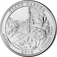 Grand Canyon National Park Quarter