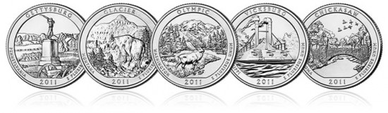 2011-America-the-Beautiful-Quarters