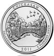 2011 Chickasaw 5 oz Silver Coins