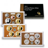 2011 US Mint Proof Set (US Mint image)