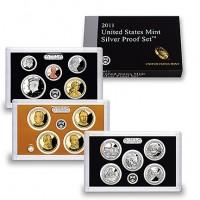 2011 US Mint Silver Proof Set (US Mint image)