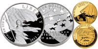 Star-Spangled Banner Commemorative Coins (US Mint images)