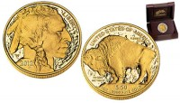 2012 Proof American Buffalo Gold Coin