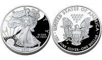 2012-W American Eagle Silver Proof Coin