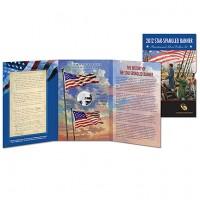 2012 Star-Spangled Banner Bicentennial Silver Dollar Set